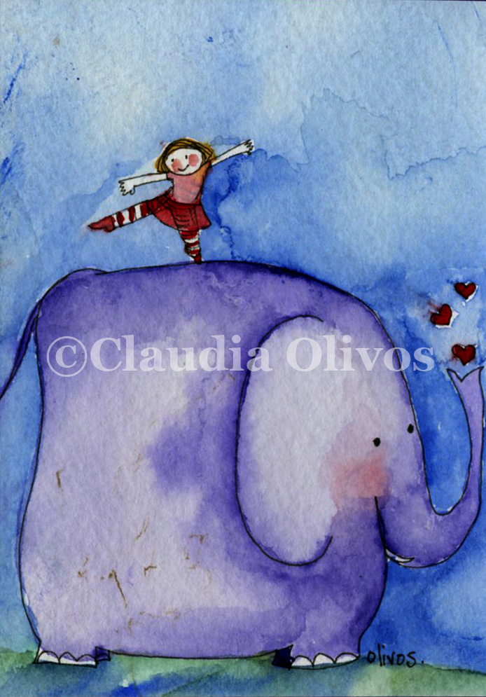 Elephant-Drawing
