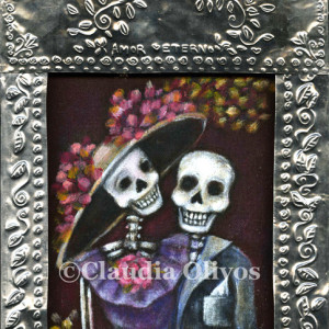Day of the dead, Love forever