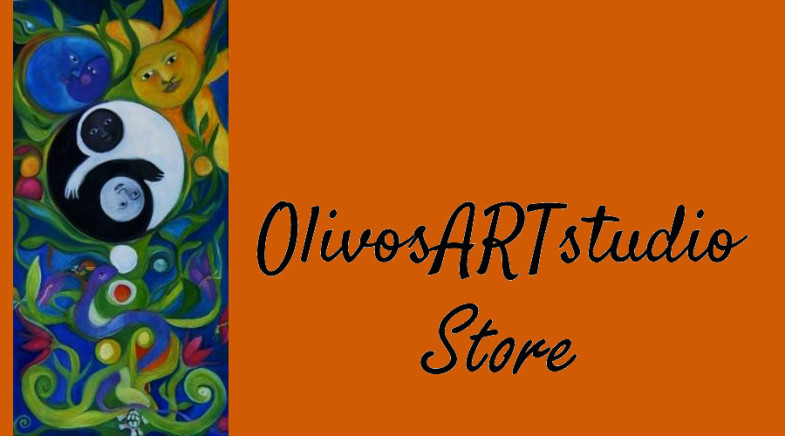 olivosARTstudio Store logo 2013